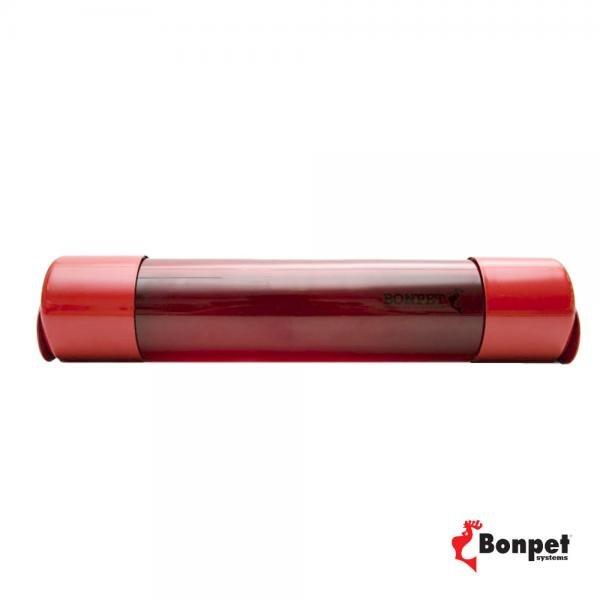 Automatische Löschampulle - Entdecken Sie hier die Besonderheiten der Automatischen Löschampulle von Bonpet und sichern Sie sich Ihre eigene rote Automatische Löschampulle.