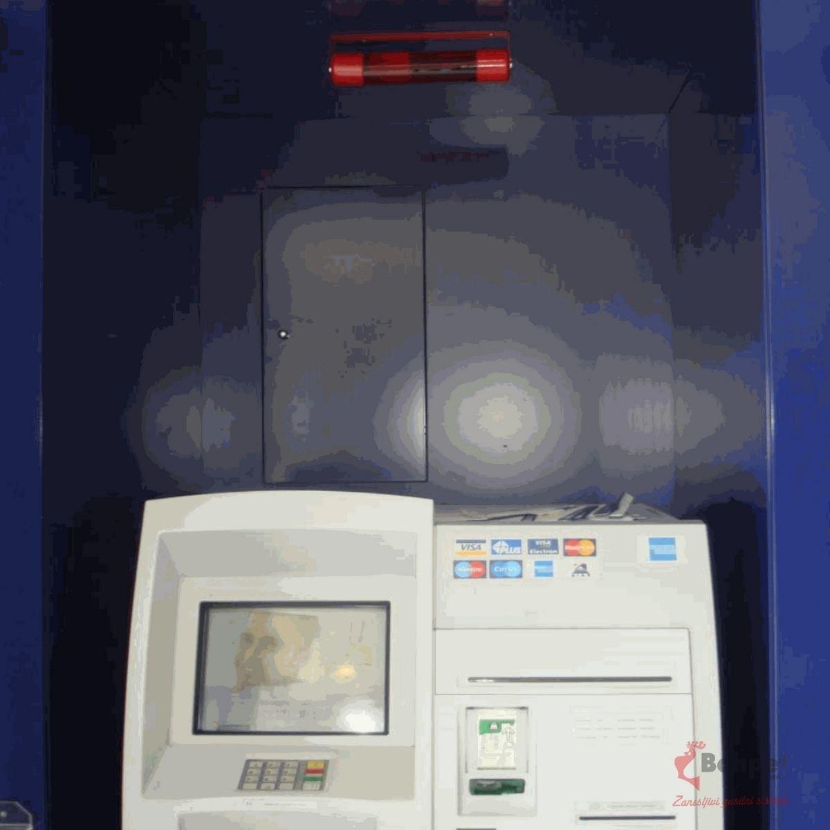 Automatische Löschampulle - Entdecken Sie hier die Besonderheiten der Automatische Löschampulle von Bonpet und sichern Sie sich Ihre eigene Automatische Löschampulle für Bankomat.