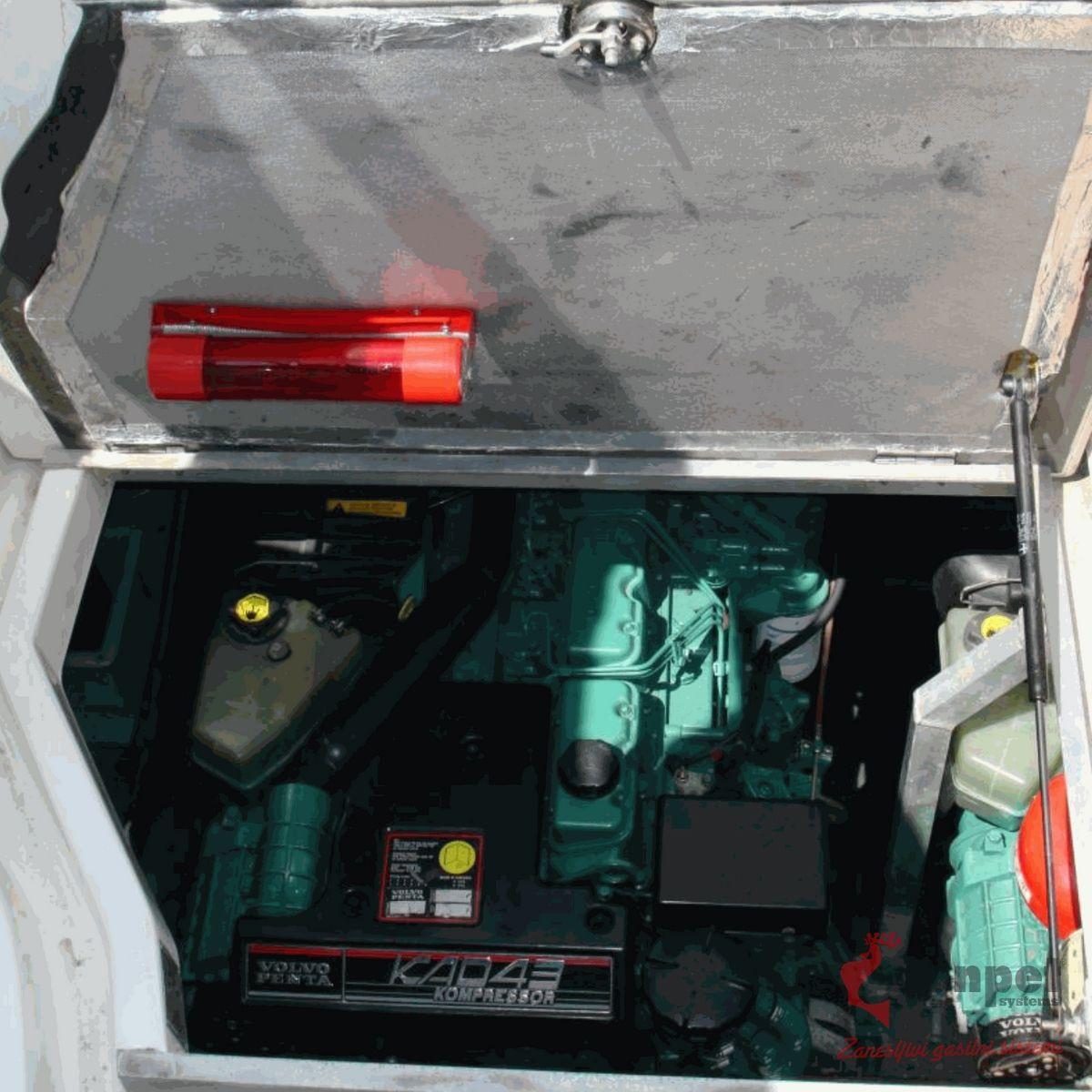 Automatische Löschampulle - Entdecken Sie hier die Besonderheiten der Automatische Löschampulle von Bonpet und sichern Sie sich Ihre eigene Automatische Löschampulle für Schiffe.