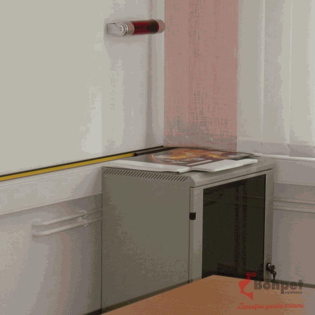 Automatische Löschampulle - Entdecken Sie hier die Besonderheiten der Automatische Löschampulle von Bonpet und sichern Sie sich Ihre eigene Automatische Löschampulle für verschiedene Räume.