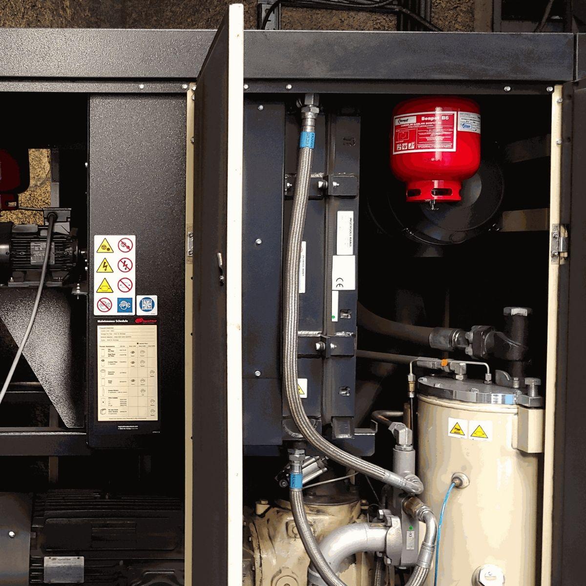 Automatische Feuerlöscher - Entdecken Sie hier die Besonderheiten der automatischen Feuerlöscher von Bonpet und sichern Sie sich Ihren eigenen automatischen Feuerlöscher für Industrie.