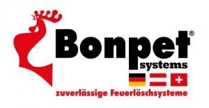 Neues Logo von Bonpet Systems - Zuverlässige Feuerlöschsysteme