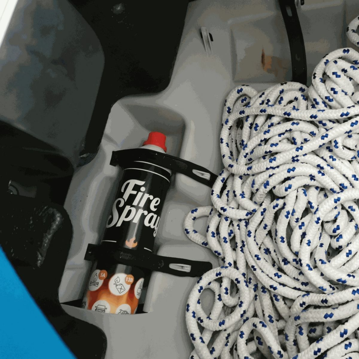 Löschspray - Entdecken Sie hier die Besonderheiten des Löschsprays von Bonpet und sichern Sie sich Ihr eigenes Löschspray für Boote.