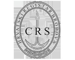 Logo kroatisches Schifffahrtsregister - CRS