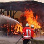 Brandschutz im Lager - Dem Feuer keine Chance lassen