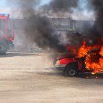 Feuerlöschspray Auto - Brandursachen und Gefahr bei einem Fahrzeugbrand